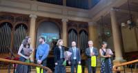 Concert caritatif 7ème art pour France AVC à l'Institut National des Jeunes Aveugles