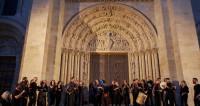 Prophète(s) : création audacieuse, entre Orient et Occident à la Basilique Saint-Denis