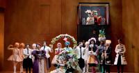 Le Bourgeois gentilhomme régale le public à l'Opéra Royal de Versailles
