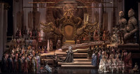 Turandot au Teatro Colón d'après Roberto Oswald ou l'empire de la tradition