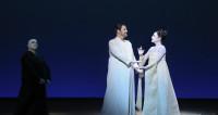 Madame Butterfly et le théâtre japonais s'entendent à l'Opéra Bastille