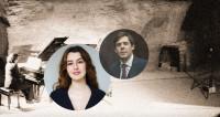 Les Saisons de la Voix à Gordes, Concert d'automne avec Violette Polchi et Mathieu Pordoy