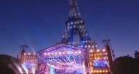 Programme et vidéo intégrale du Concert de Paris, le 14 juillet 2018 en direct du Champs de Mars (avec feu d'artifice)