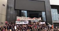 Grève à l'Opéra de Paris : artistes et personnels donnent de la voix