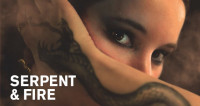 Le serpent et Cléopâtre