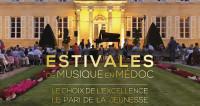 Estivales de Musique en Médoc, annulation mais soutien aux artistes