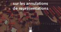 43% de concerts annulés en 2020, selon une Enquête de la FEVIS
