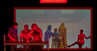 Chef d'œuvre baroque version psycho-thriller : Bajazet de Vivaldi au Wiener Kammeroper