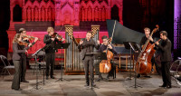 Damien Guillon et Céline Scheen rayonnent de reconnaissance et d'espoir aux Concerts d'automne
