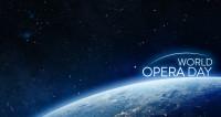 World Opera Day, l'art lyrique répand un chant de bonheur salutaire