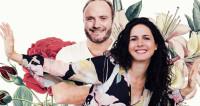 Bouquet de Fleurs mélodieuses cueillies par Mélody Louledjian et Antoine Palloc