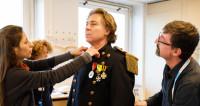 Les artistes décorés par la Légion d'Honneur et l'Ordre du Mérite en 2021