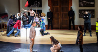 La Clémence de Titus à Genève, quand l'opéra fait sa révolution