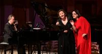 """Karine Deshayes et Delphine Haidan, deux """"sœurs"""" d'âmes et d'art à l'Opéra de Vichy"""