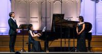 56ème Instant Lyrique Salle Gaveau avec Ambroisine Bré et Stanislas de Barbeyrac
