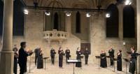 Les Métaboles dialoguent avec les anges à l'Abbaye de Royaumont