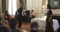 Opera a Palazzo, la Traviata dans un salon