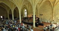 Concert de l'Académie internationale de direction de chœur aux Rencontres Musicales de Vézelay