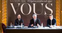 L'Opéra de Paris dévoile sa saison 2016/2017