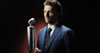 Jonas Kaufmann chante Vienne avec microphones au TCE