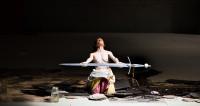 Soirée attendue pour un spectacle inattendu, avec Jeanne d'Arc au bûcher à l'Opéra de Lyon