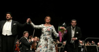Netrebko triomphe à la Philharmonie
