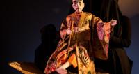 Marionnette japonaise, Pierrot lunaire émerveille l'Athénée