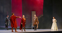Capulet et Montaigu de Bellini à l'Opéra de Marseille ou les séquestrés de Vérone