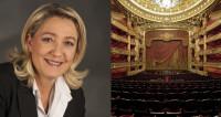 Le programme culturel de Marine Le Pen