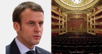 Le programme culturel d'Emmanuel Macron