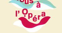 De l'émotion pour l'ouverture de Tous à l'Opéra(Comique)!