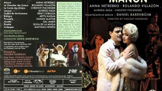Manon de Massenet (Netrebko, Villazón, Barenboim, 2008)