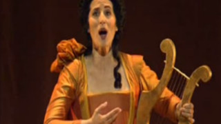 Extrait de l'Orphée (Monteverdi)