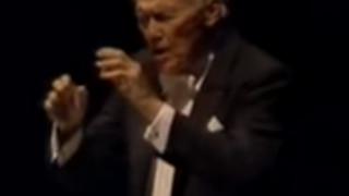 Extrait de Cavalleria Rusticana avec Georges Prêtre
