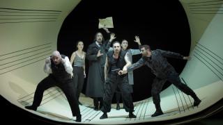 Le Barbier de Séville de Rossini par Laurent Pelly au Théâtre des Champs-Élysées (intégrale)