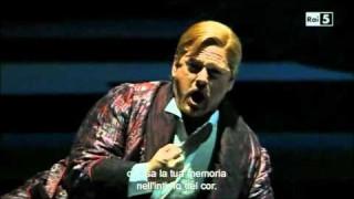 Gregory Kunde dans Un Bal masqué à l'Opéra Royal de Wallonie