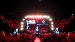 Pavarotti, hommage aux arènes de Vérone pour le 10e anniversaire de sa mort