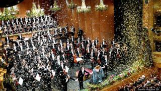 Concert du Nouvel An 2018 à la Fenice de Venise
