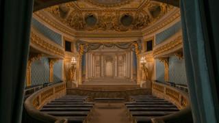 Le Devin du village, opéra du philosophe Rousseau et visite guidée exclusive du Petit Théâtre de la Reine à Versailles