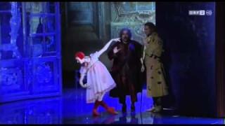 Kurt Rydl dans Capriccio à l'Opéra d'Etat de Vienne