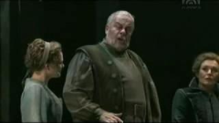 Matti Salminen dans Fidélio à l'Opéra de Valence