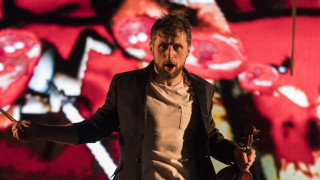 The Second Violinist (opéra-thriller contemporain, intégrale)
