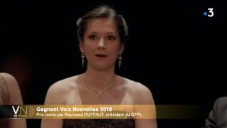Hélène Carpentier- Finale Régionale Voix Nouvelles - Air de Musetta
