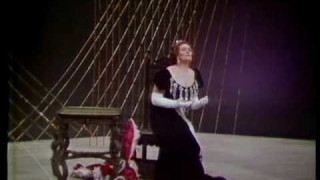 Joan Sutherland dans Tosca