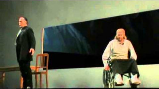 Vitaliy Bilyy dans Luisa Miller à l'Opéra d'Israël