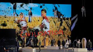 Guerre et Paix de Prokofiev d'après Tolstoï (Gergiev, Théâtre Mariinsky de Saint-Pétersbourg, intégrale 2014)