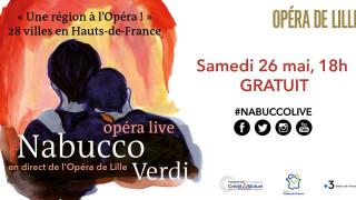 Nabucco de Verdi en direct de Lille