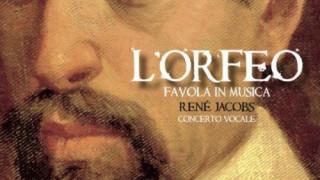 Muse, onor di parnasso (Orphée, Monteverdi) - René Jacobs (dir.)