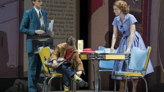 Trouble in Tahiti de Bernstein en intégralité depuis l'Opera North