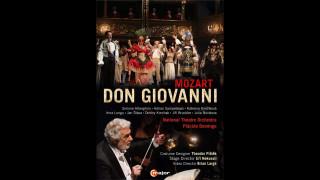 Placido Domingo dirige Don Giovanni dans son berceau